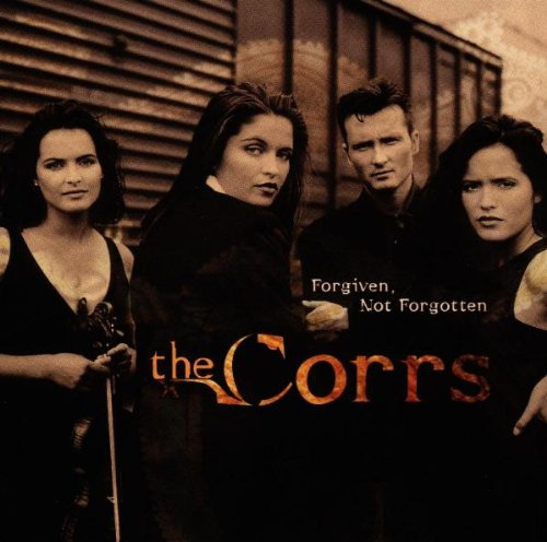 The Corrs, Erin Shore, Piano, Vocal & Guitar (Right-Hand Melody)
