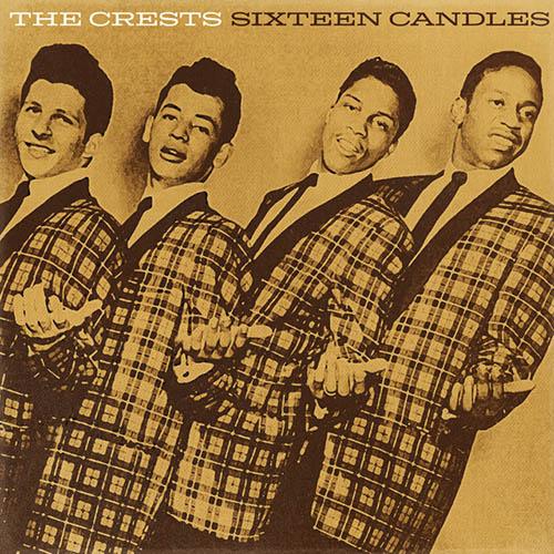 The Crests, Sixteen Candles, Lyrics & Chords