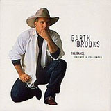 Download Garth Brooks 'The Dance' printable sheet music notes, Country chords, tabs PDF and learn this Super Easy Piano song in minutes