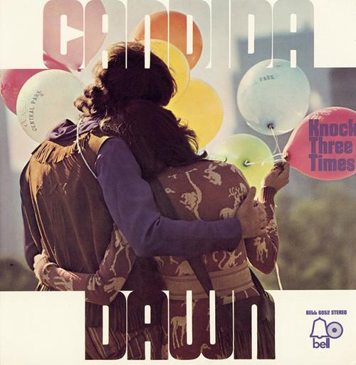 The Dawn & Tony Orlando, Candida, Piano, Vocal & Guitar (Right-Hand Melody)