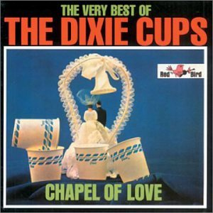 The Dixie Cups, Chapel Of Love, Piano, Vocal & Guitar (Right-Hand Melody)