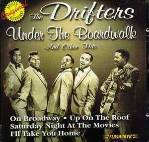 The Drifters, There Goes My Baby, Piano, Vocal & Guitar (Right-Hand Melody)