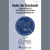 Download The Drifters Under The Boardwalk (arr. SPEBSQSA, Inc.) sheet music and printable PDF music notes