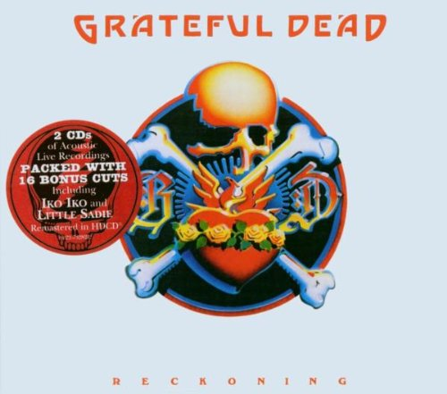 The Grateful Dead, Dark Hollow, Lyrics & Chords