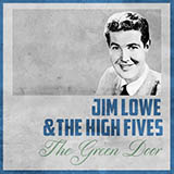 Download Jim Lowe The Green Door sheet music and printable PDF music notes