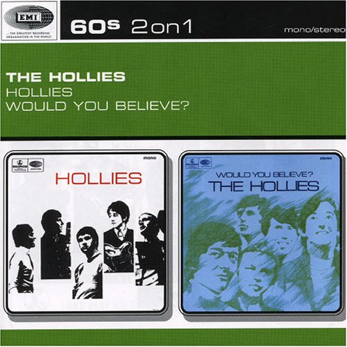 The Hollies, Bus Stop, Easy Guitar Tab
