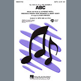 Download The Jackson 5 ABC (arr. Roger Emerson) - Bb Trumpet 2 sheet music and printable PDF music notes