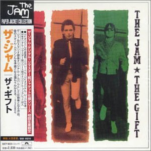 The Jam, Town Called Malice, Guitar Tab