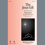 Download Gilbert Martin 'The Jesus Gift (arr. John Leavitt)' printable sheet music notes, Christmas chords, tabs PDF and learn this SATB Choir song in minutes