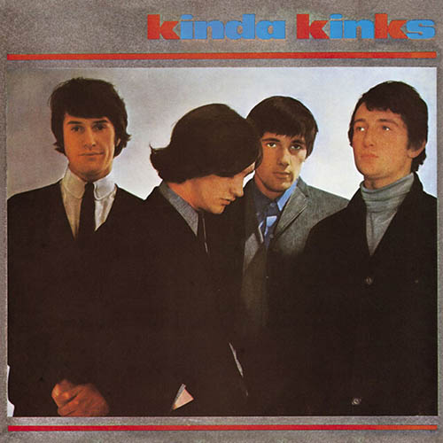 The Kinks, See My Friends, Piano, Vocal & Guitar