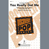 Download The Kinks You Really Got Me (arr. Mac Huff) sheet music and printable PDF music notes