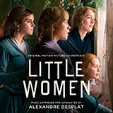 Download Alexandre Desplat 'The Letter (from the Motion Picture Little Women)' printable sheet music notes, Film/TV chords, tabs PDF and learn this Piano Solo song in minutes
