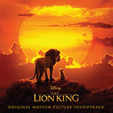Download Billy Eichner and Seth Rogen 'The Lion Sleeps Tonight (from The Lion King 2019)' printable sheet music notes, Disney chords, tabs PDF and learn this Big Note Piano song in minutes