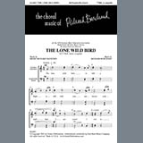 Download Richard Burchard 'The Lone Wild Bird' printable sheet music notes, Concert chords, tabs PDF and learn this TTBB Choir song in minutes