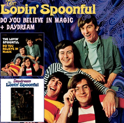 The Lovin' Spoonful, Do You Believe In Magic, Easy Guitar Tab