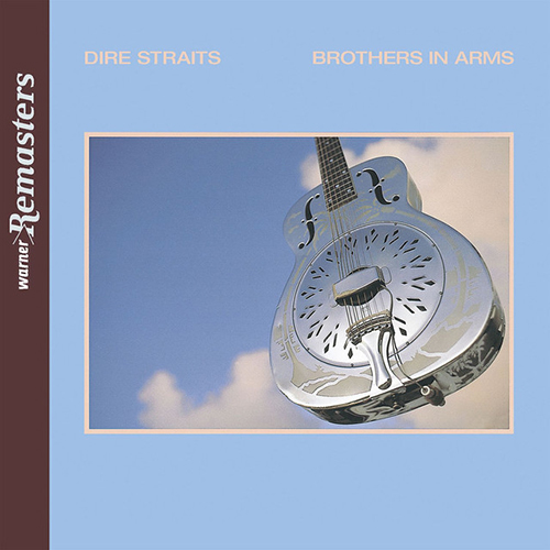 Dire Straits, The Man's Too Strong, Guitar Tab
