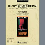 Download Bob Krogstad 'The Many Joys Of Christmas (Set One) - F Horn 1' printable sheet music notes, Christmas chords, tabs PDF and learn this Full Orchestra song in minutes