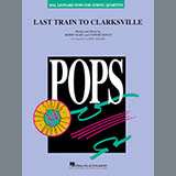 Download The Monkees Last Train to Clarksville (arr. Larry Moore) - Violin 1 sheet music and printable PDF music notes