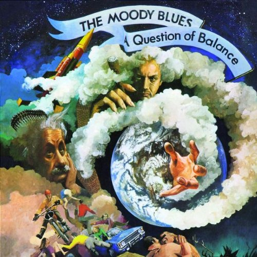 The Moody Blues, Dawning Is The Day, Piano, Vocal & Guitar (Right-Hand Melody)