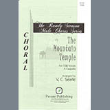 Download George Searle 'The Mountain Temple' printable sheet music notes, Concert chords, tabs PDF and learn this TTBB Choir song in minutes