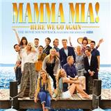 Download ABBA The Name Of The Game (from Mamma Mia! Here We Go Again) sheet music and printable PDF music notes