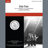 Download The Oriole Four Ebb Tide (arr. Fred King) sheet music and printable PDF music notes