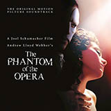 Download Andrew Lloyd Webber The Phantom Of The Opera sheet music and printable PDF music notes