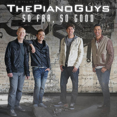 The Piano Guys, Fight Song/Amazing Grace, Piano
