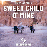 Download The Piano Guys Sweet Child O' Mine sheet music and printable PDF music notes