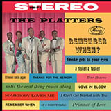 Download The Platters Smoke Gets In Your Eyes sheet music and printable PDF music notes