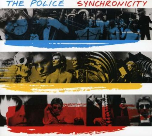 The Police, King Of Pain, Piano, Vocal & Guitar (Right-Hand Melody)