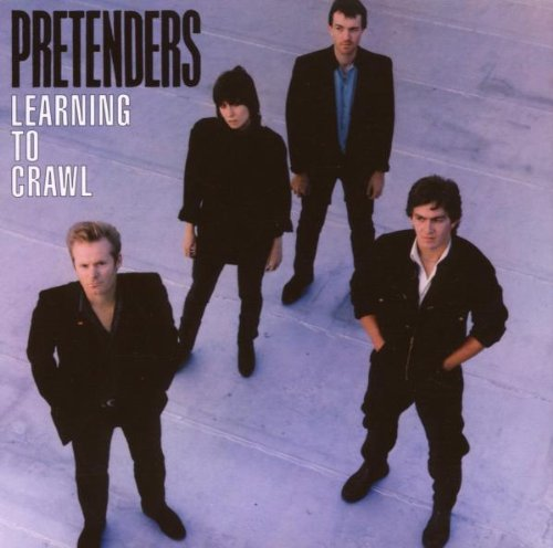 The Pretenders, Back On The Chain Gang, Piano, Vocal & Guitar (Right-Hand Melody)