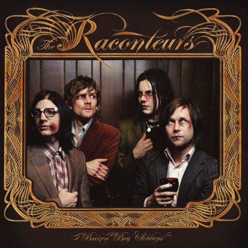 The Raconteurs, Steady, As She Goes, Easy Guitar Tab