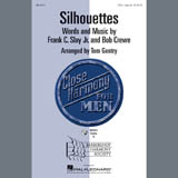 Download The Rays Silhouettes (arr. Tom Gentry) sheet music and printable PDF music notes