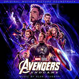 Download Alan Silvestri 'The Real Hero (from Avengers: Endgame)' printable sheet music notes, Film/TV chords, tabs PDF and learn this Piano Solo song in minutes