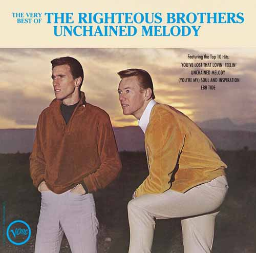 The Righteous Brothers, Unchained Melody, Easy Piano