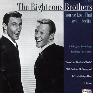 The Righteous Brothers, You've Lost That Lovin' Feelin', Easy Piano