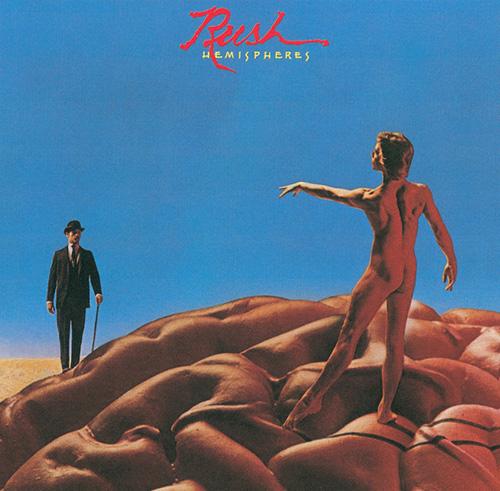 Rush, The Trees, Guitar Tab