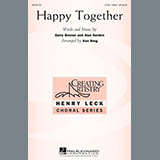 Download The Turtles Happy Together (arr. Ken Berg) sheet music and printable PDF music notes