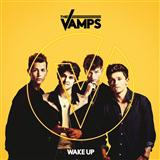 Download The Vamps 'Wake Up' printable sheet music notes, Pop chords, tabs PDF and learn this Piano, Vocal & Guitar (Right-Hand Melody) song in minutes