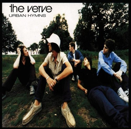 The Verve, The Drugs Don't Work, Piano, Vocal & Guitar