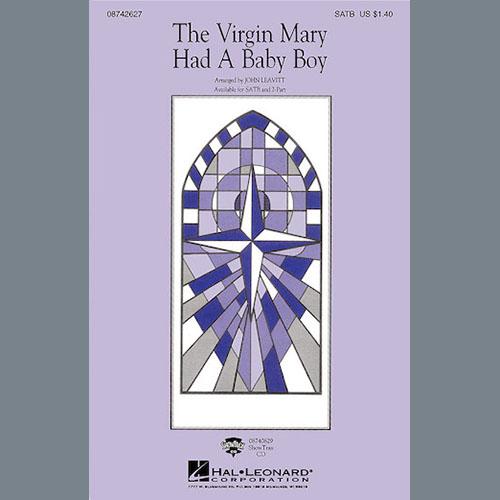 Brad Nix, The Virgin Mary Had A Baby Boy, Choral