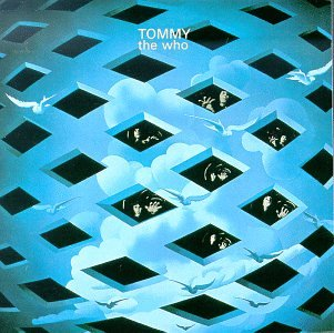 The Who, Pinball Wizard, Piano, Vocal & Guitar (Right-Hand Melody)