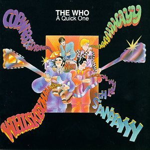 The Who, Substitute, Easy Guitar Tab