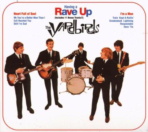 The Yardbirds, Heart Full Of Soul, Easy Guitar Tab