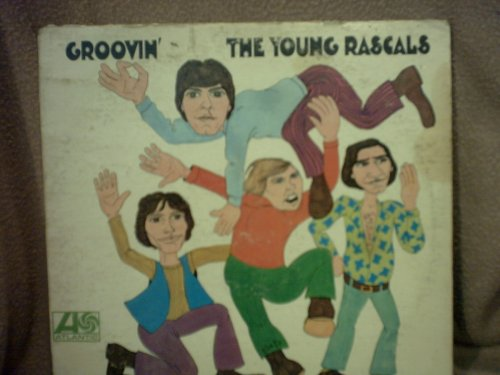 Groovin' sheet music
