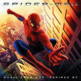 Download Paul Francis Webster Theme From Spider-Man sheet music and printable PDF music notes