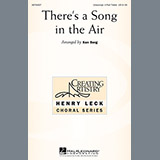 Download Karl P. Harrington 'There's A Song In The Air' printable sheet music notes, Sacred chords, tabs PDF and learn this Ukulele with strumming patterns song in minutes