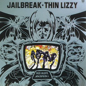 Thin Lizzy, The Boys Are Back In Town, Piano, Vocal & Guitar (Right-Hand Melody)