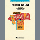 Download Robert Longfield 'Thinking Out Loud - Conductor Score (Full Score)' printable sheet music notes, Love chords, tabs PDF and learn this Concert Band song in minutes